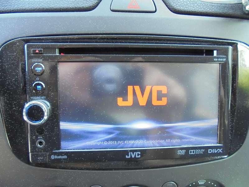 Auto Hifi Anlage Hifonics inkl  JVC Autoradio - VERKAUFT